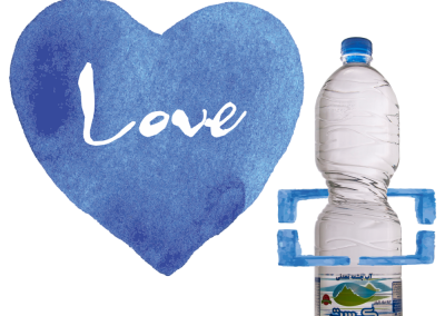 Crest Water with love