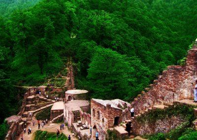 ارتفاعات قلعه رودخان