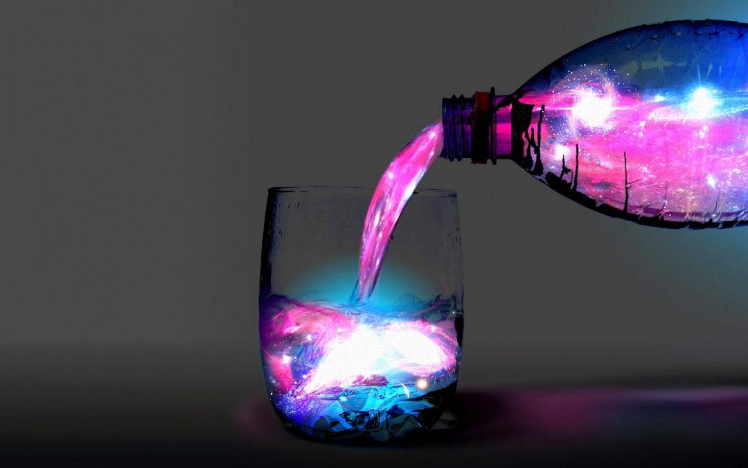 دلایل نوشیدن آب معدنی