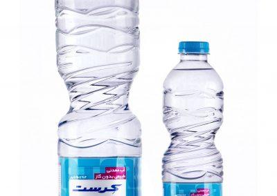 آب معدنی طبیعی کرست
