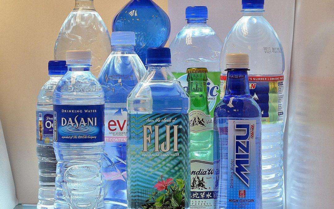 بررسی برند های معتبر جهانی آب معدنی