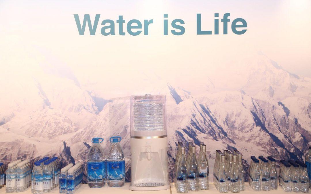 بررسی ویژگی آب معدنی سفره زیرزمینی