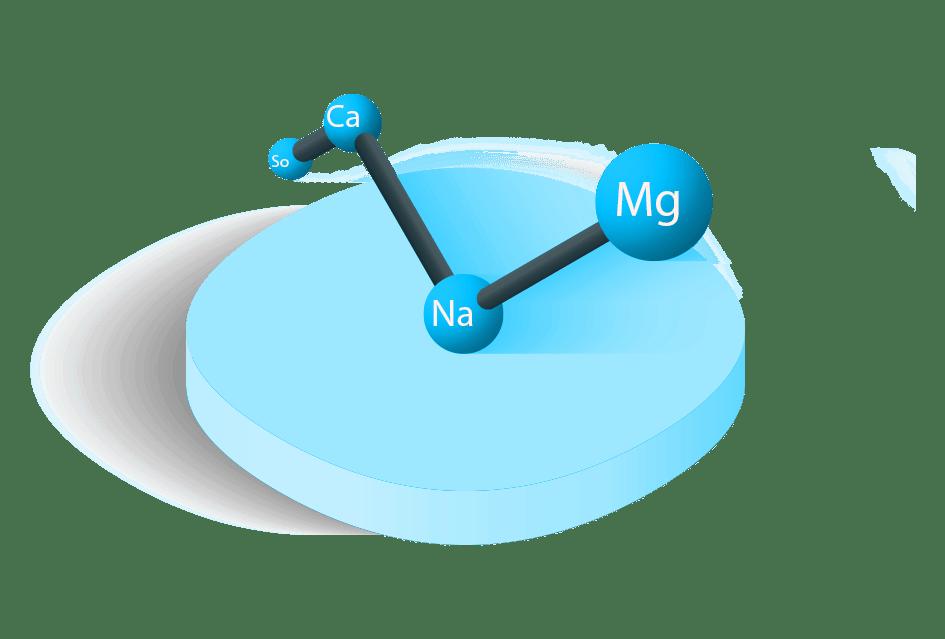 آب معدنی کرست سرشار از مواد معدنی مفید