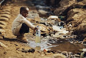 وضعیت آب در جهان