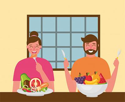 تغذیه در دوران سرماخوردگی