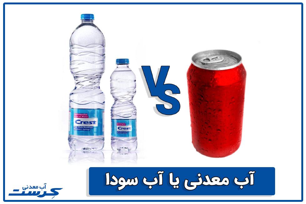 آب گازدار یا آب سودا