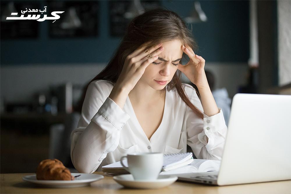 سردرد کم آبی چیست؟