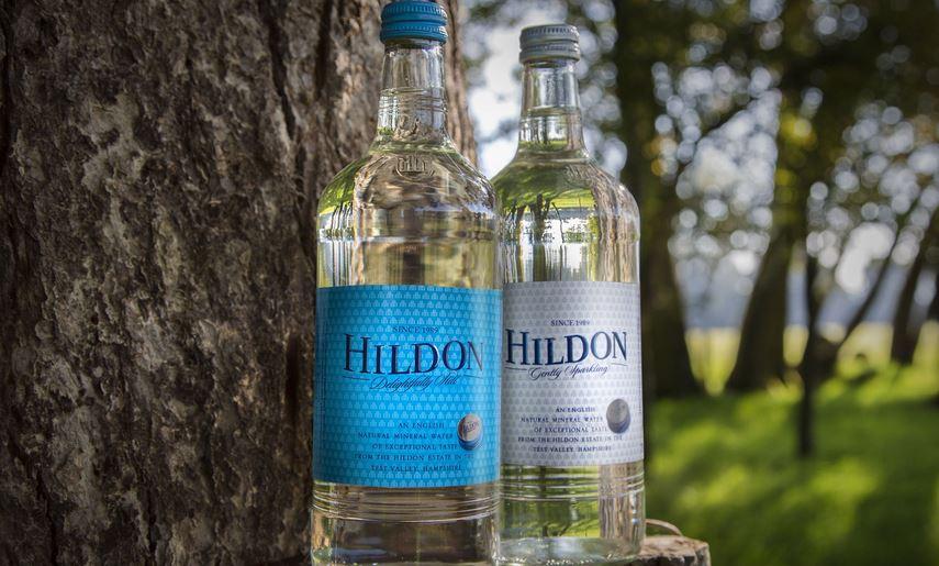 آب معدنی برند هیلدون - Hildon Natural Mineral Water