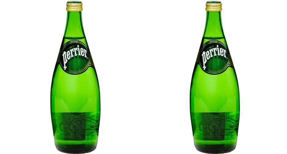 برند آب معدنی پیرر - Perrier Mineral Water