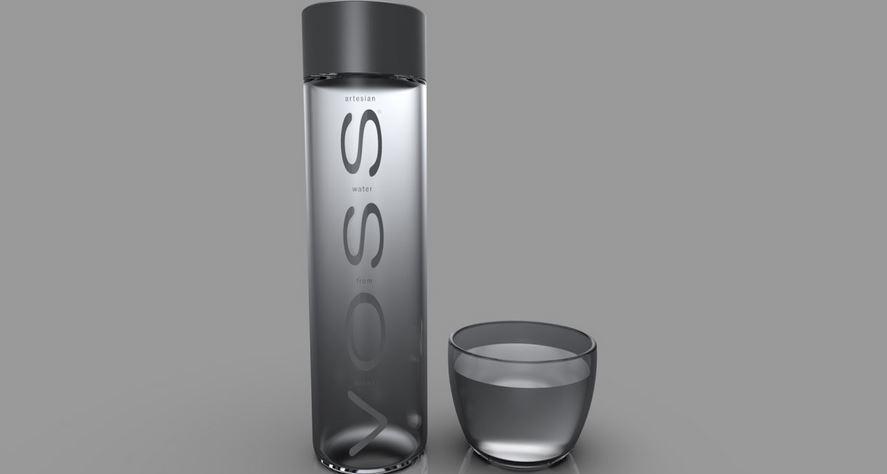 آب معدنی برند ووس - Voss Artesian Water