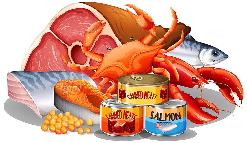 فواید نخوردن گوشت یا کم خوردن گوشت